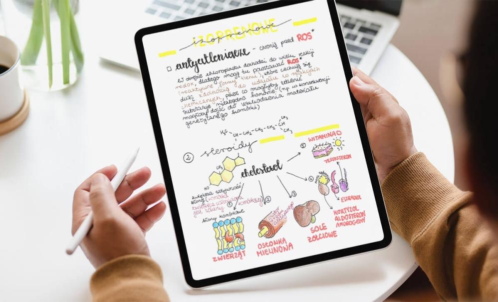 Komplet notatek z biologii (e-book)